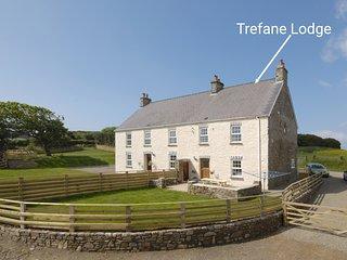Trefrane Lodge