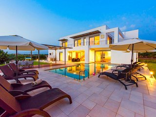 3 bedroom Villa in Tersanas, Crete, Greece : ref 5629655