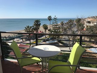 Beautiful apartment in the beachfront of Torremolinos