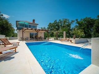 3 bedroom Villa in Gostinjac, Primorsko-Goranska Županija, Croatia : ref 5644559