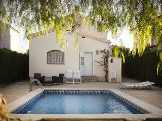4 bedroom Villa in Lleida, Catalonia, Spain : ref 5644514