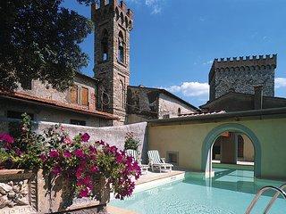 6 bedroom Villa in Volognano, Tuscany, Italy : ref 5644573