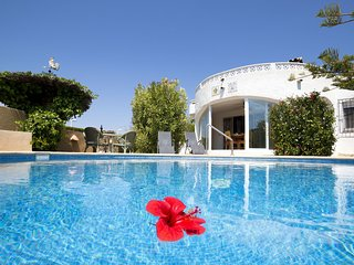 2 bedroom Villa in Moraira, Valencia, Spain : ref 5629627