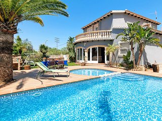 4 bedroom Villa in Mirarrosa, Valencia, Spain : ref 5643383