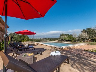 4 bedroom Villa in Costitx, Balearic Islands, Spain : ref 5644511