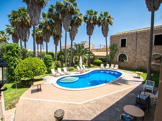 5 bedroom Villa in Maria de la Salut, Balearic Islands, Spain : ref 5629597