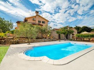 4 bedroom Villa in Kras, Primorsko-Goranska Županija, Croatia : ref 5644561