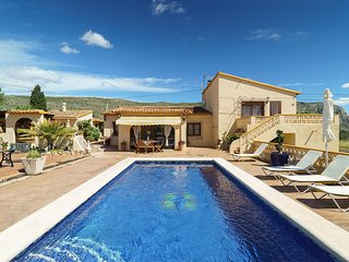 5 bedroom Villa in Teulada, Valencia, Spain : ref 5624157