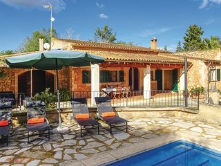 4 bedroom Villa in Manacor, Balearic Islands, Spain : ref 5630012