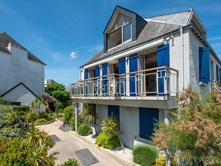 4 bedroom Apartment in Quiberon, Brittany, France : ref 5635303