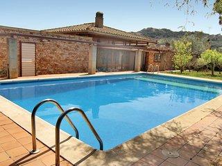 6 bedroom Villa in Fornells de la Selva, Catalonia, Spain : ref 5639427