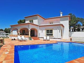 3 bedroom Villa in Xàbia, Valencia, Spain : ref 5643761