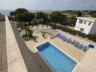 8 bedroom Villa in l'Ametlla de Mar, Catalonia, Spain : ref 5643600