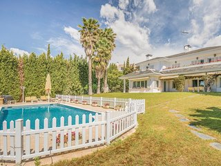 7 bedroom Villa in Sant Pol de Mar, Catalonia, Spain : ref 5647704