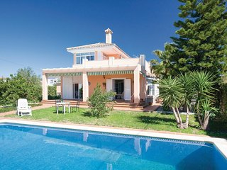 4 bedroom Villa in El Santiscal, Andalusia, Spain : ref 5633831