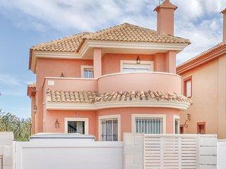 3 bedroom Villa in Los Urrutias, Murcia, Spain : ref 5635494