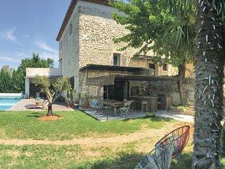 5 bedroom Villa in Saint-Gervais-sur-Roubion, Auvergne-Rhone-Alpes, France : ref