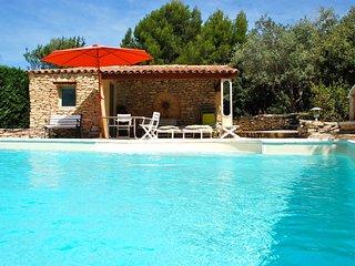 3 bedroom Villa in Saumane-de-Vaucluse, Provence-Alpes-Cote d'Azur, France : ref