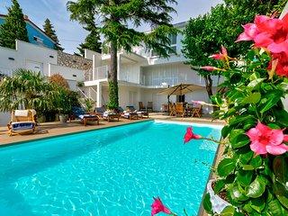 4 bedroom Villa in Crikvenica, Primorsko-Goranska Županija, Croatia : ref 562967