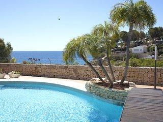 5 bedroom Villa in La Fustera, Valencia, Spain : ref 5629617