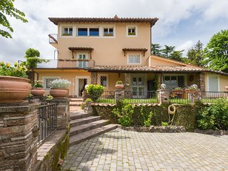 4 bedroom Villa in Rocca di Papa, Latium, Italy : ref 5690474