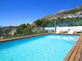 4 bedroom Villa in Altea la Vella, Valencia, Spain : ref 5643525