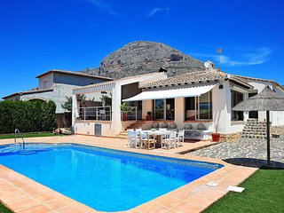 3 bedroom Villa in Xàbia, Valencia, Spain : ref 5617740