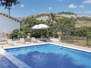5 bedroom Villa in Jimena de la Frontera, Andalusia, Spain : ref 5647732