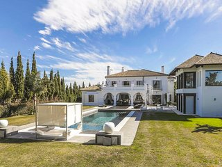 6 bedroom Villa in San Roque Club, Andalusia, Spain : ref 5668712