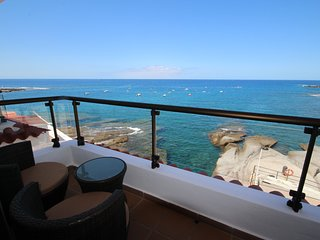 Very nice apartment Caleta Sunrises, sea view