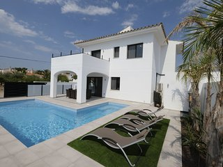 4 bedroom Villa in Las Tres Cales, Catalonia, Spain : ref 5647367