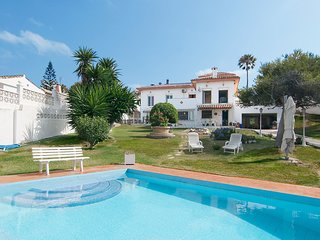 5 bedroom Villa in El Faro, Andalusia, Spain : ref 5643382