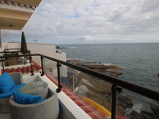 Apartment Caleta Sunrise, sea view