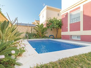 4 bedroom Villa in Churriana de la Vega, Andalusia, Spain : ref 5647696