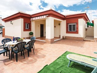 3 bedroom Villa in Matalascanas, Andalusia, Spain : ref 5633827