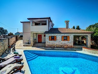 4 bedroom Villa in Kavran, Istria, Croatia : ref 5629667