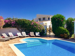 7 bedroom Villa in Benagil, Faro, Portugal : ref 5668885