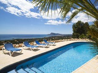 4 bedroom Villa in Altea la Vella, Region of Valencia, Spain - 5629628