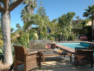 2 bedroom Villa in Guía de Isora, Canary Islands, Spain : ref 5636780