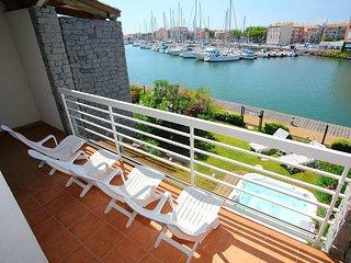 3 bedroom Villa in Le Cap D'Agde, Occitania, France : ref 5647181