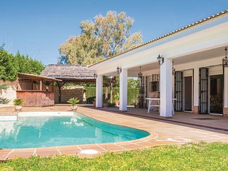4 bedroom Villa in Hacienda Ronquera, Andalusia, Spain : ref 5633852