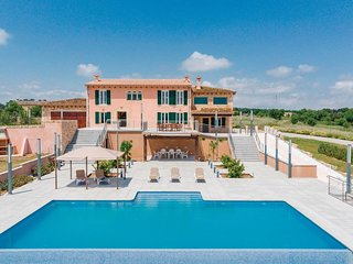5 bedroom Villa in Manacor, Balearic Islands, Spain : ref 5630008