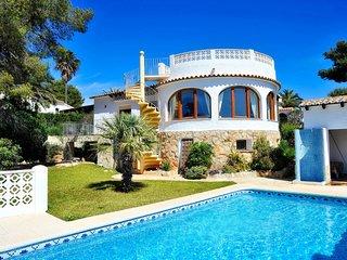 2 bedroom Villa in Benitachell, Valencia, Spain : ref 5611981