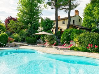 4 bedroom Villa in Fighille, Umbria, Italy : ref 5643661