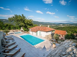 6 bedroom Villa in Štrped, Istria, Croatia : ref 5629661