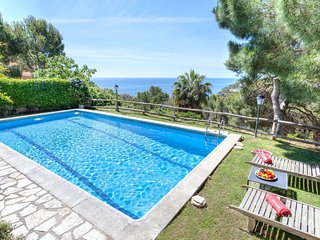 2 bedroom Villa in Aiguablava, Catalonia, Spain : ref 5639016