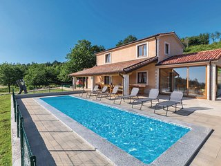 2 bedroom Villa in Brest, Istria, Croatia : ref 5639464