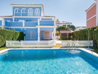 4 bedroom Villa in Matalascañas, Andalusia, Spain : ref 5639379