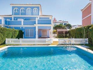 4 bedroom Villa in Matalascañas, Andalusia, Spain : ref 5639379