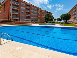 2 bedroom Apartment in La Platja de Calafell, Catalonia, Spain : ref 5633448